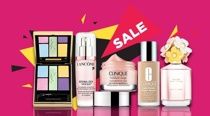 Hottest Offers in Town Up to 70% Off! Gucci, Becca, Benefit & more!