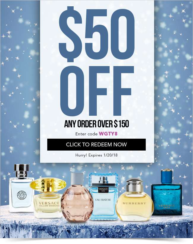 $50 off your order!