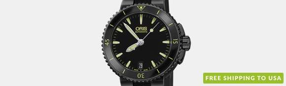Oris Aquis Ladies' Automatic Watch