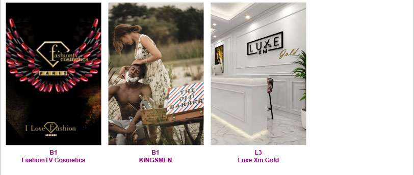 FashionTV Cosmetics | KINGSMEN | Luxe Xm Gold