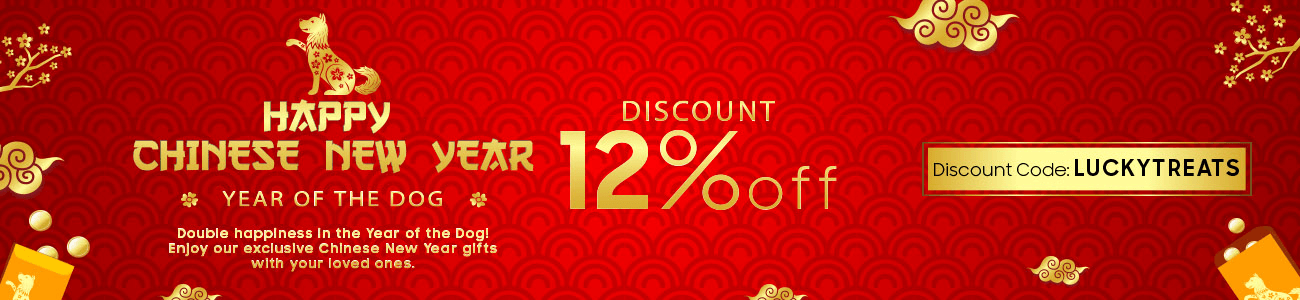 Chinese New Year Promo