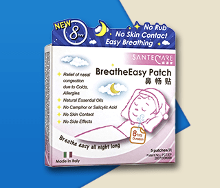 SanteCare Breathe Easy Patch - $7.50