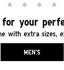 Shop Men's Extra Sizes