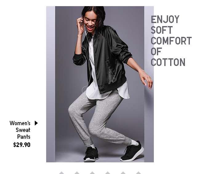Shop Women's Sweat Pants at $29.90