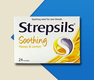 Strepsils Honey & Lemon - $3.80