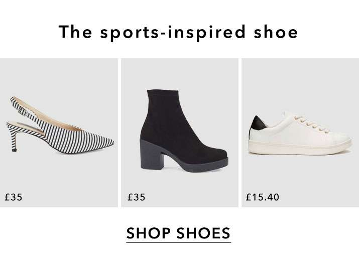 The Sports-Inspired Shoe - Shop Shoes
