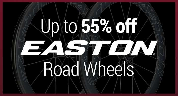 Up to 55% off EASTON Road Wheels