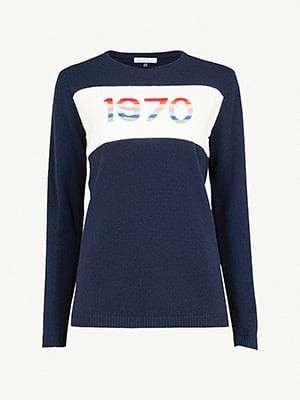 BELLA FREUD 1970 cashmere jumper