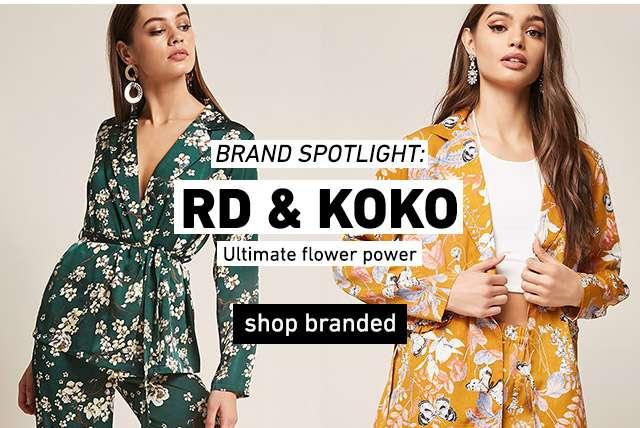 Brand Spotlight: RD& KOKO | Shop branded
