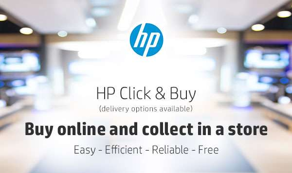 HP Click and Buy - Buy online and collect in a store