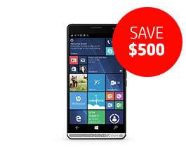 HP Elite X3 3-In-1 Smart Device