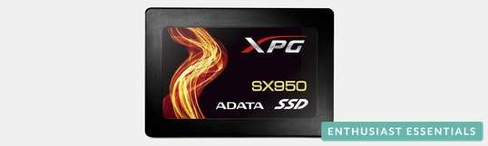 Adata XPG SX950 Solid State Drives