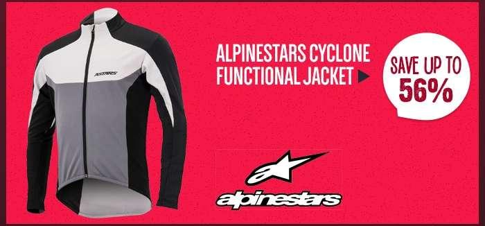 AlpinestarsCyclone Functional Jacket