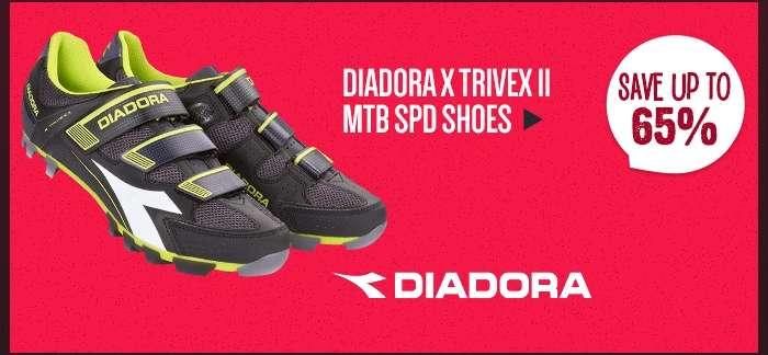DiadoraX Trivex II MTB SPD Shoes