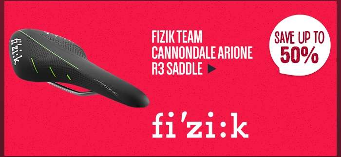 FizikTeam Cannondale Arione R3 Saddle