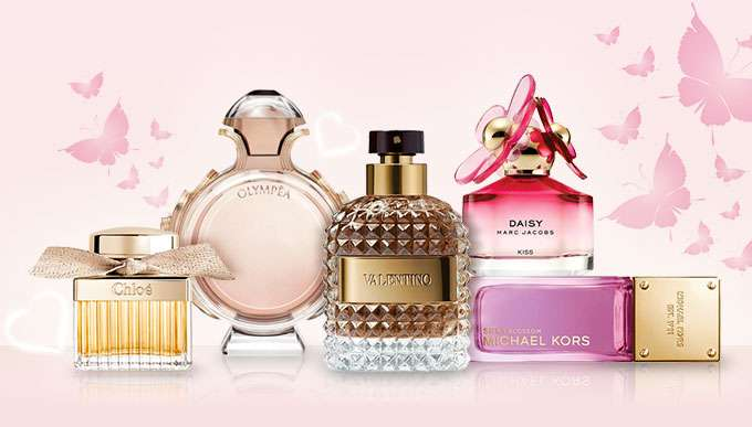 Valentine's Date Night Tip: Be Fully Dressed with Perfume! Up to 70% Off the Sexiest Scents