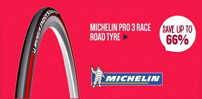 MichelinPro 3 Race Road Tyre