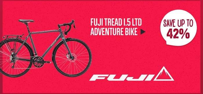 FujiTread 1.5 LTD Adventure Bike