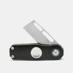 Rike Knife Titanium Hand Spinning Knife