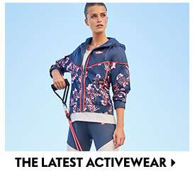 The Latest Activewear