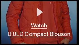 Watch U ULD Compact Blouson