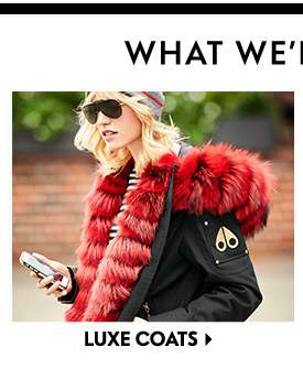 Luxe Coats