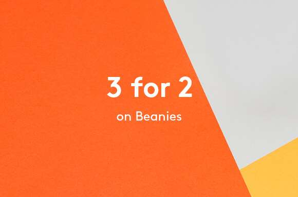 Beanies Coffee: 3 for 2