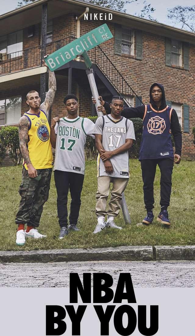 NIKEiD | Briarcliff | BOSTON 17 | THE LAND 17 | NBA BY YOU