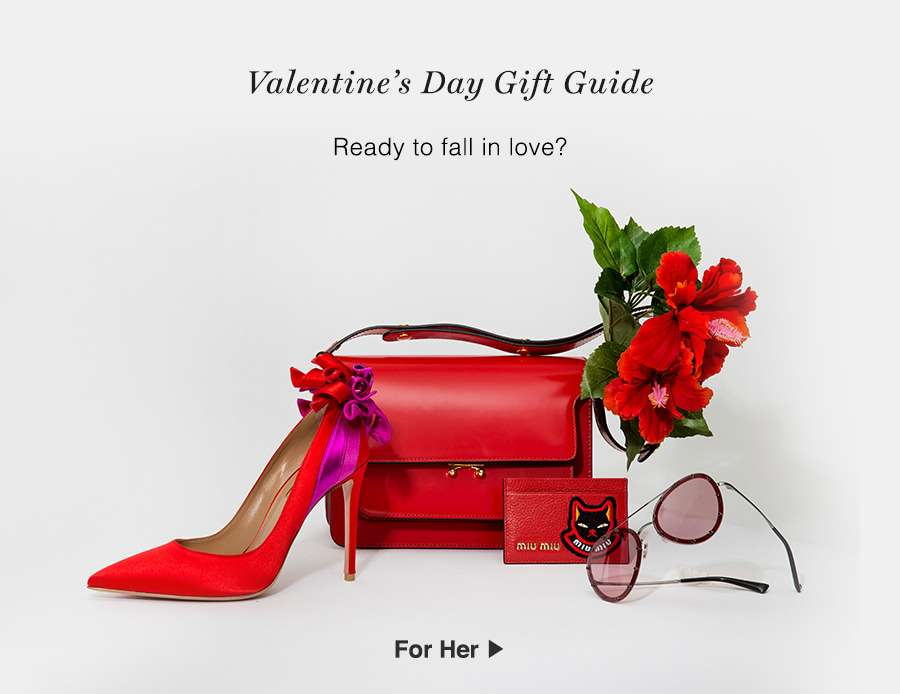 An edit of gifts to swoon over
