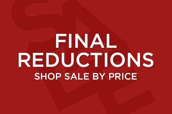 Final Reductions up to 70% off. Shop SALE by price
