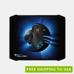 Roccat LEADR Wireless Owl-Eye Gaming Mice Bundle