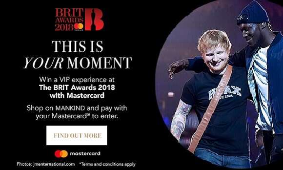 Win a VIP Experience at The BRIT Awards 2018