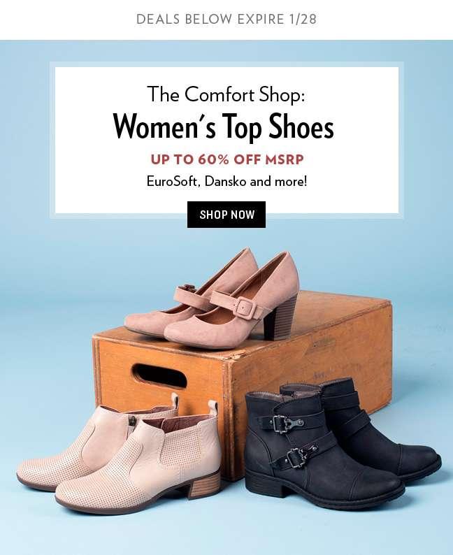 Women's Top Footwear