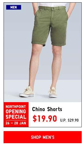 Shop Men's Chino Shorts