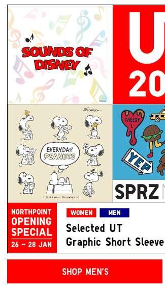 Shop Men's UT Graphic T-shirt