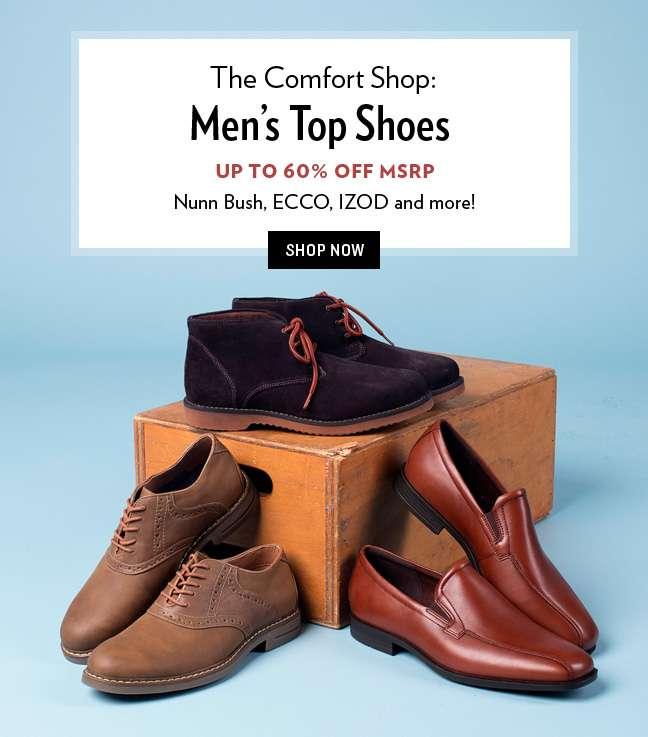 Men's Top Footwear