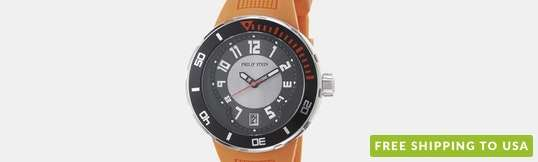 Philip Stein Active Extreme Quartz Watch