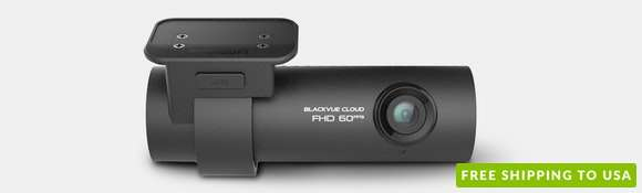 BlackVue DR750S 2-Channel Dash Camera