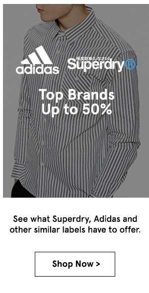 Top brands up to 50% off. Shop now.