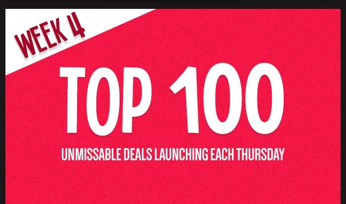 TOP 100 Week 4