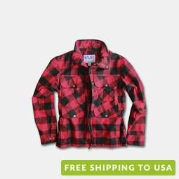WILD Outdoor Portlandia Cruiser Jacket