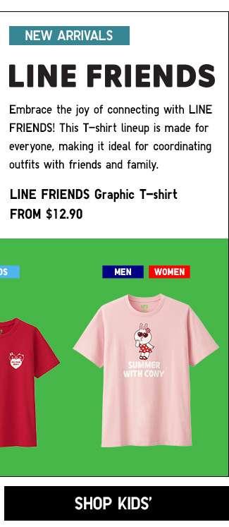 Shop Kids' LINE UT