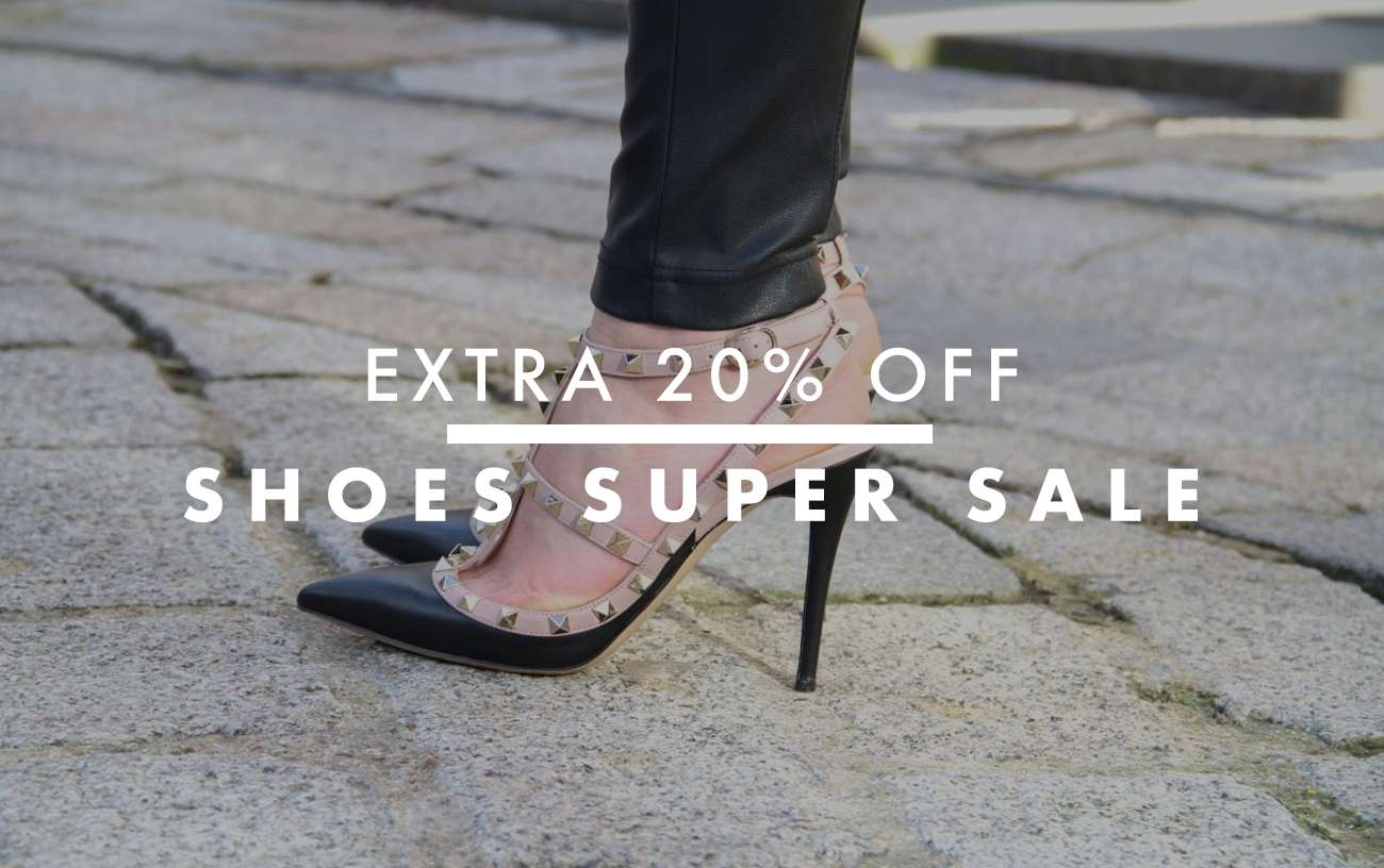 EXTRA 20% SHOES