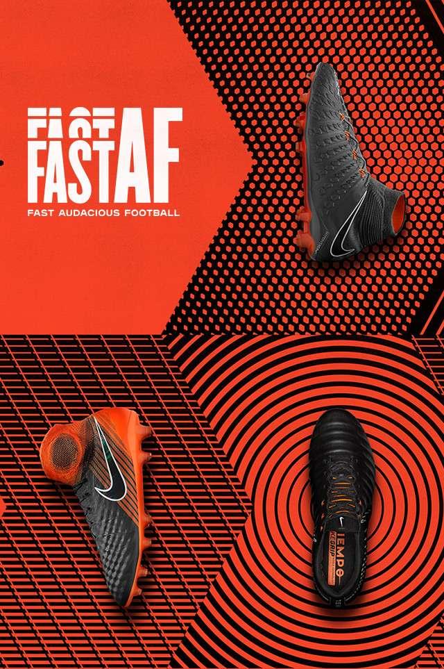 FAST AF | FAST AUDACIOUS FOOTBALL