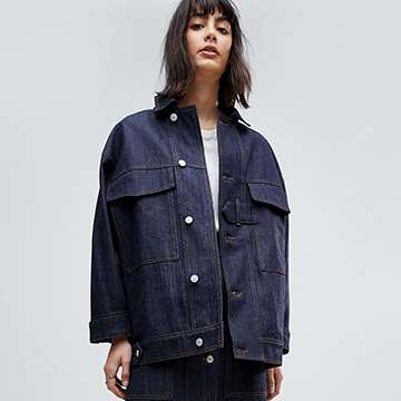 HOW TO WEAR: DOUBLE DENIM