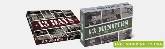 13 Days & 13 Minutes Card Game Bundle