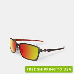 Oakley Ferrari Carbon Iridium Sunglasses