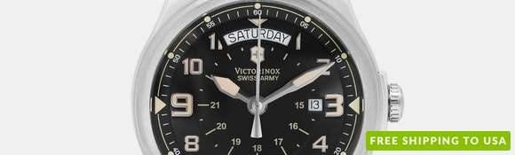 Victorinox Infantry Vintage DayDate Automatic Watch