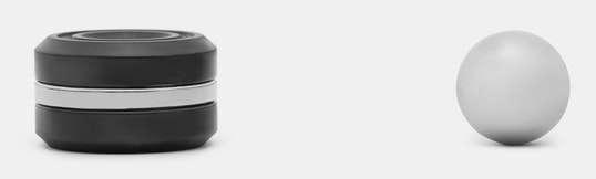 TEC Accessories Titanium Black Diamond Orbiter