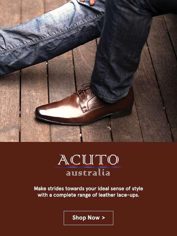 Acuto. Shop now.